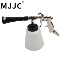 MJJC Tornador Black Car Cleaning Gun Dry Cleaner Tornador Apparatus With Metal Bearing Turbo Twister Pneumatic