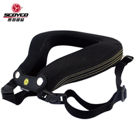 Scoyco N02B Motorcycle Neck Protector downhill MTB bike Long Distance Racing Protective Brace Motocross Neck Guard