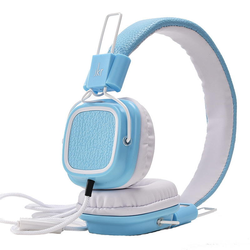 Original  Headphone Protable HiFi Gaming Earphones Foldable Wired Music Bass Headsets for Mobile Computer PC PSP Mp3 sound intone ms200 headphones headsets for phone computer mp3 bass high quality earphones foldable brand wired pc headphone