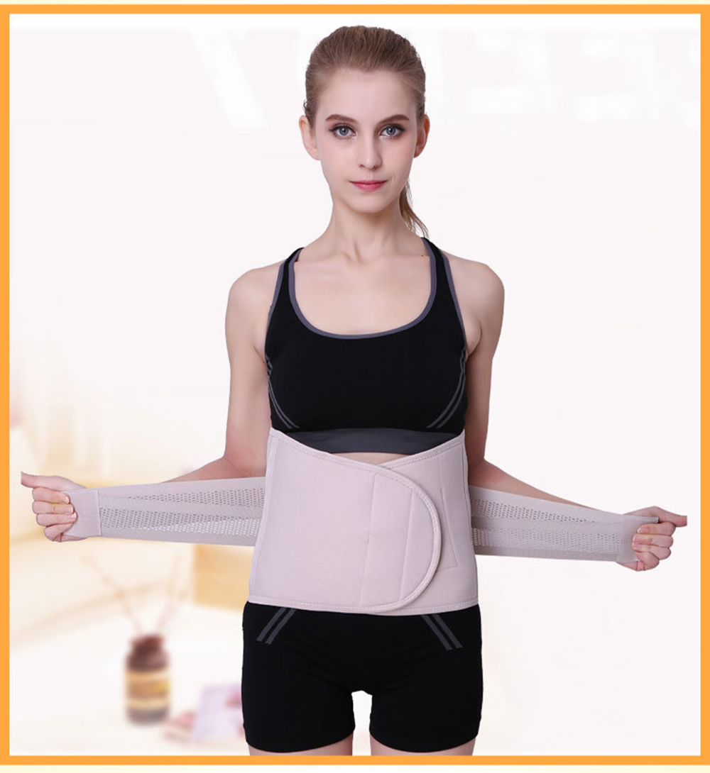2017 Adjustable Posture Corrector Corset Back Support Brace magnetic therapy Belt Z68702 adjustable wrist and forearm splint external fixed support wrist brace fixing orthosisfit for men and women