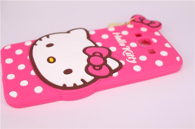 207f1cc1d 2015 New Cute Women's Polka Dot Hello Kitty Pattern Mobile Phone Case For SAMSUNG  GALAXY A8 Soft Silicone Phone Back Cover on Aliexpress.com | Alibaba Group
