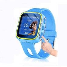 Kind Smartwatch Armband Alarm Anti Verloren Rufen Tracker Uhr Für kinder SOS Notfall Intelligente Handy App Für IOS & Android