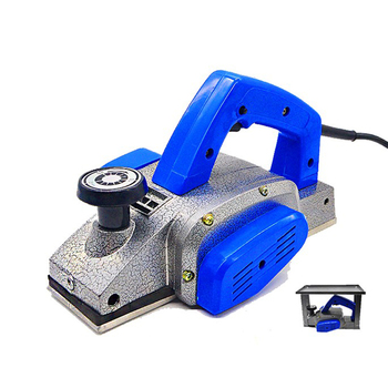 220V Wood Planer 1000W High-Power Woodworking Bench Planer Multi-Function Electric Planer