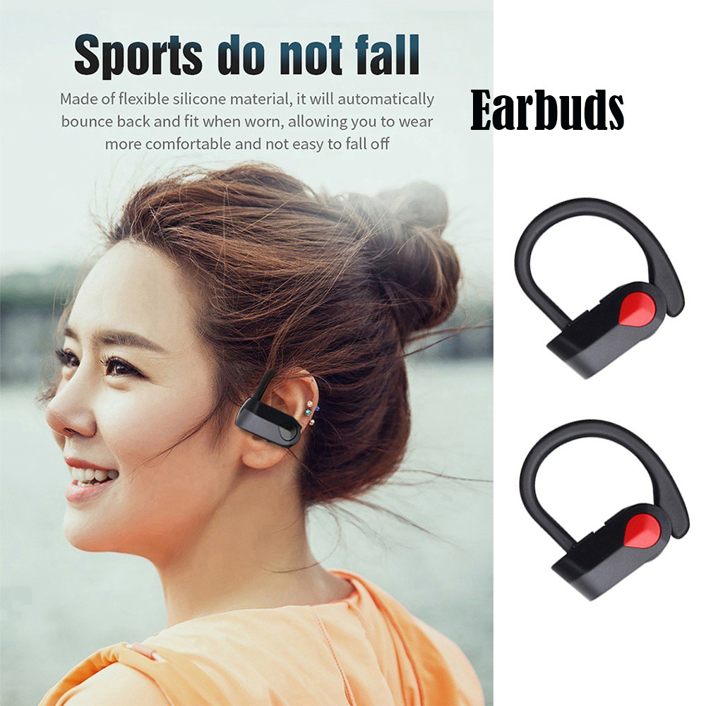Bluetooth Wireless Earbuds Headset Earphone Headphone For iPhone /Samsung /HTC
