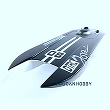 Fiber Glass Catamaran E32 Electric RC Racing Speed Boat KIT Hull Only Brushless RC Boats