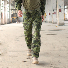 Trueguard 2016 Taktische Reaktion Uniformen Cargo Pants Kampfhosen Multicam Tropic 65/35 Poly Baumwolle Ripstop Taktische Hosen MTP