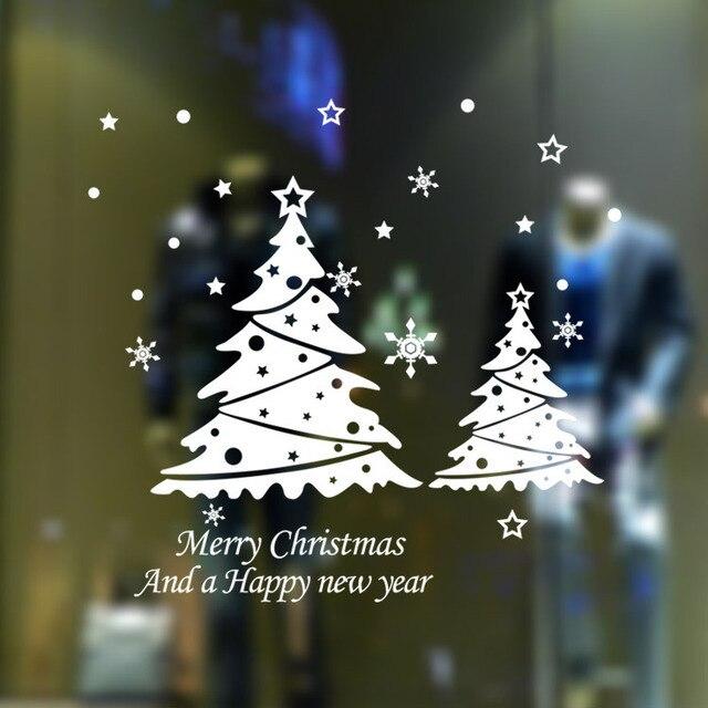 Weihnachten wandaufkleber wohnkultur Familie weihnachtsgeschenk ...