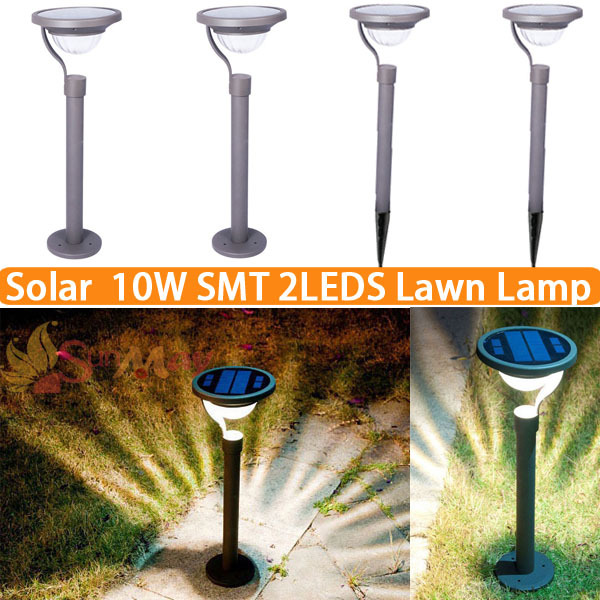 top selling newest super bright smt led lamp outdoor solar p