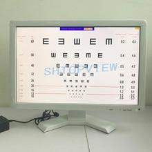 Китай(материк) VC-3 19 дюймов зрение тесты экран светодиодный визуальный Панель таблицей для продажи светодиодный диаграммы