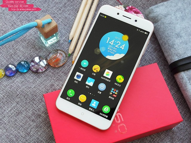 Original 360 N5 Snapdragon 653 Octa Core CPU 6GB RAM 32GB/64GB ROM 5.5Inch 1920*1080 Pixel 4G LTE Dual SIM card Google play