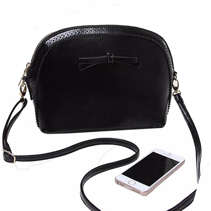 Women\\'S Saddle Leather Crossbody Bags Lady Shoulder Bag Women Messenger Bag Bolsas Feminina#BYH