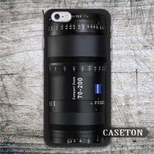 Классический Объектив Камеры Чехол Для iPhone 6 6 Plus 5 5s 5c 4 4S и Для iPod 5 Brand New Высокого Качества