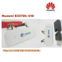 Huawei E3372h 510 LTE USB Modem (with usb adapter and 4g antenna)