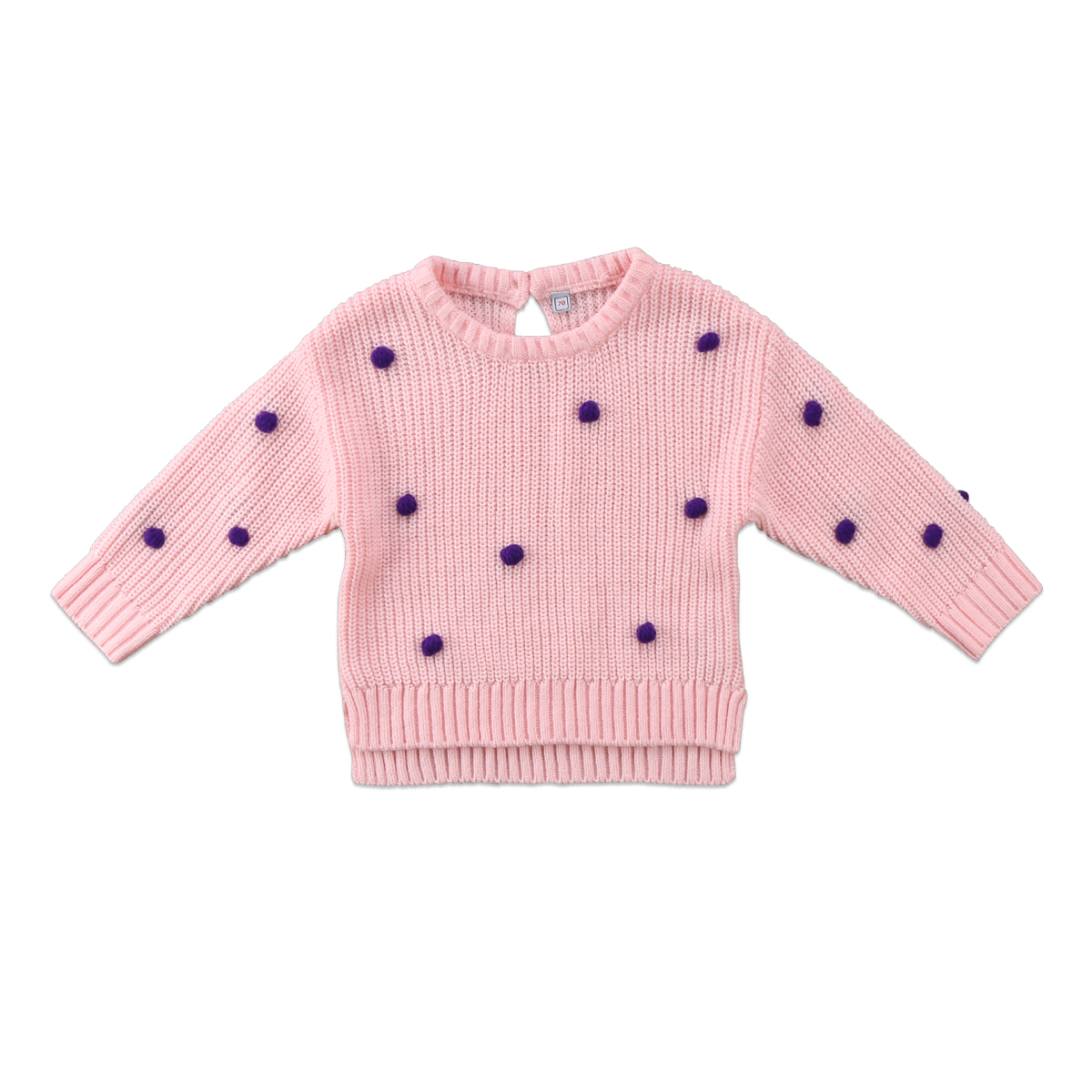 2017 Mädchen Pullover Herbst Kleinkind Baby Kinder Mädchen Langarm Pullover Pullover Hemd Tops
