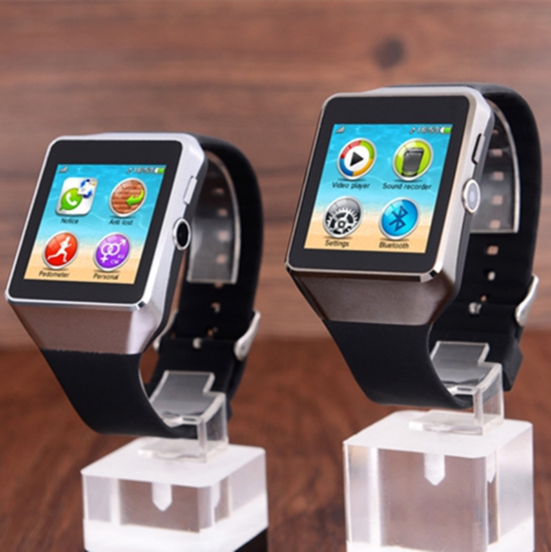 Bluetooth Smart Watch Hi Watch3 smartwatch1.54 HD Screen 2Mp Camera Support SIM And TF Card Watch For IOS Android Smart Phone