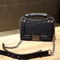 Fashion Sequin Women Bag Handbags Women Famous Brand Luxury Handbag Women Bag Designer Crossbody Bags For Women Sac A Main