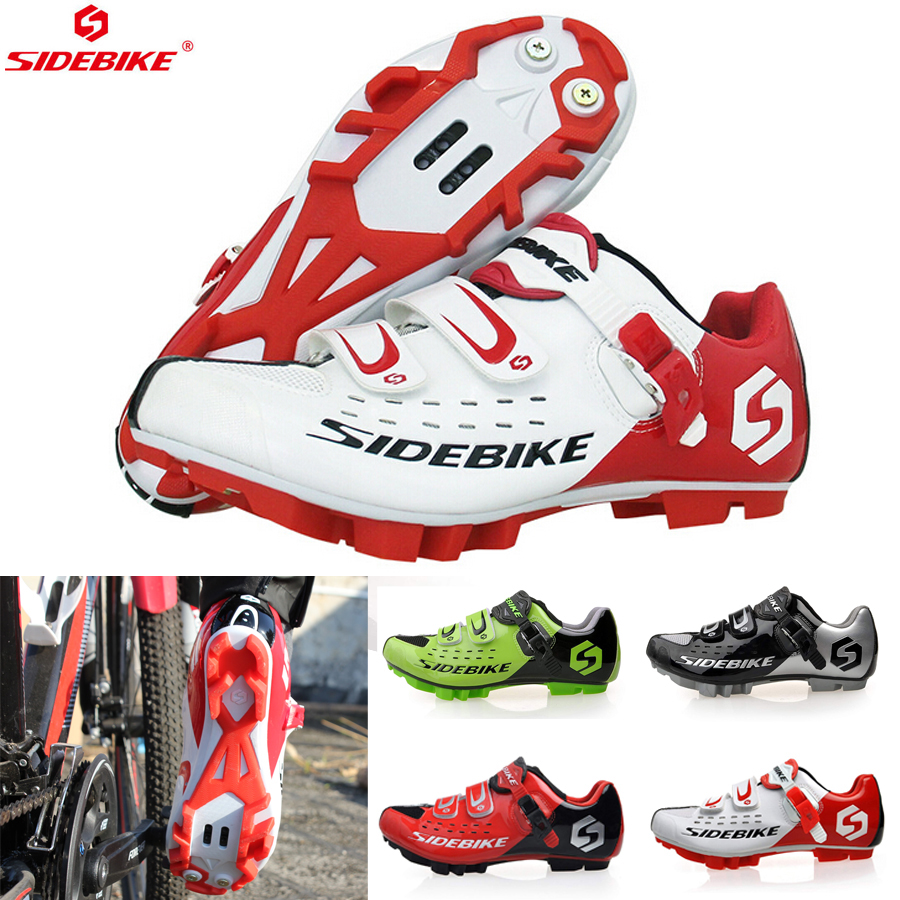 Sidebike Cycling Shoes Men Women Bicycle shoes Road Breathable zapatillas ciclismo MTB Ultralight Shoes Non slip