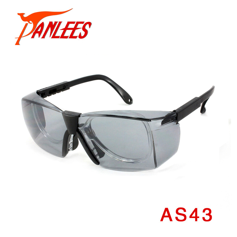 70686c5fc74 Panlees Indoor Application Prescription Safety Glasses UV Protection Glasses  Adjustable Safety Eyewear Frame with RX insert-in Safety Goggles from  Security ...