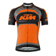 KTM 2018 Summer men Cycling Jersey Mtb Bike Cycling Clothing Bicycle shirts  Short Sleeve Maillot Ciclismo outdoor Sportswear ef988119f