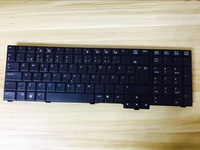 New Laptop Keyboard For HP EliteBook 8740p 8740w UK Layout