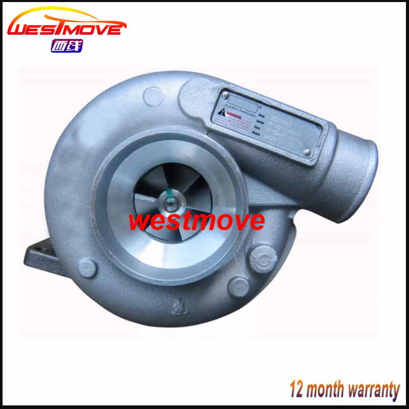 HX30 Turbo 3539803 3539846H 6732818052 6732818102  Turbocharger For Komatsu Industrial Various 4BT-110 S4D102 Engine 1997-