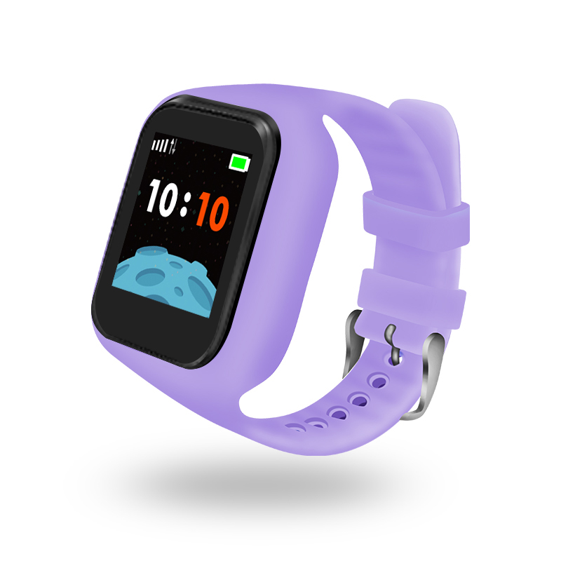 ZGPAX S66 New GPS Smart Watch for Kids Remote Voice Monitoring Real time Chat Global Tracking On line Camera Changeable Band SOS - 4