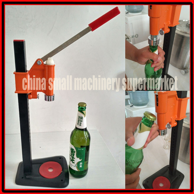 Home And Commercial New Beer Bottle Capper Auto Lever Bench Capper