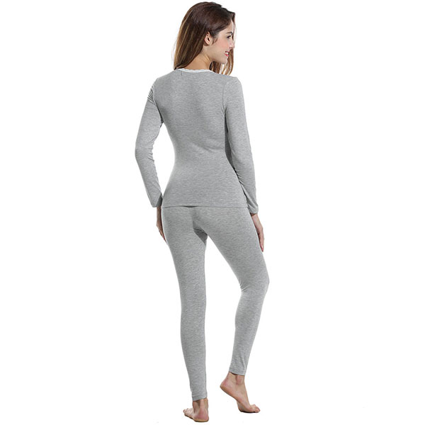 5d9963d8b0da1 Avidlove Winter Thermal Underwear Women Suit Thick Warm Women Cloth Female  Bodysuit Long Johns Casual O Neck Long Sleeve Costume-in Long Johns from ...