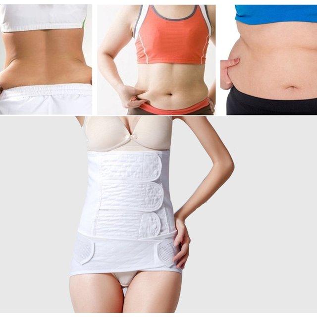 8762437f901 Postpartum Belley Band Pregnancy Belt Abdominal Recovery Body Shapewear  Breathable Cinchers Waist Trainer Corset WomenReducer