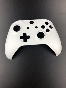 Image 5 - For Xbox one Slim Controller Housing Replacement Top Front Shell Faceplate Case Handle side cover Rear Grip Screw Driver White