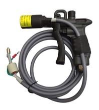 PARMARC  electrostatic dust gun, plastic gun body ion generator plus a set of manual electrostat
