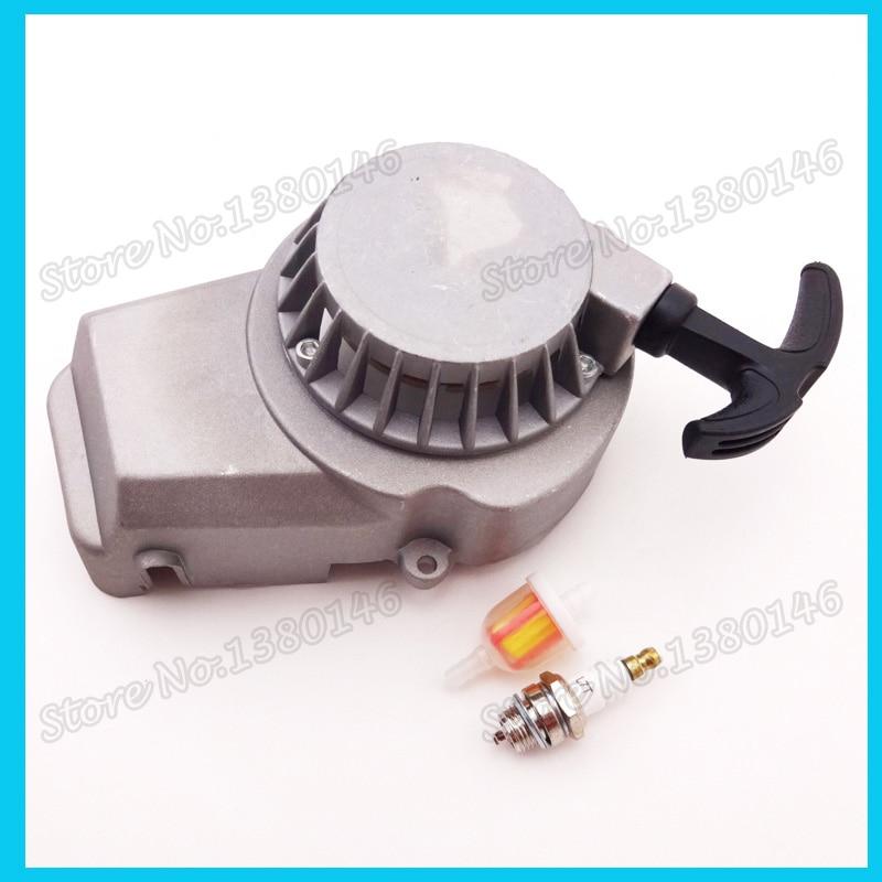 Aluminum Pull Starter Screw Bolts Spark Plug Fuel Filter For 47cc Rhaliexpress: Fuel Filter Bolts At Gmaili.net