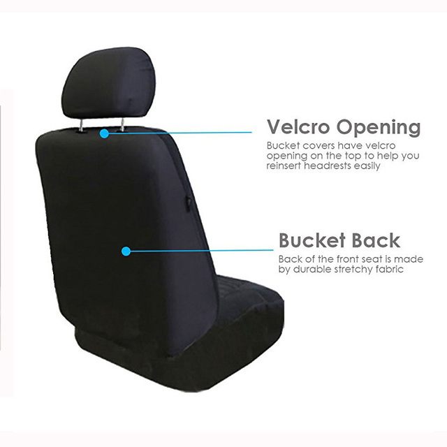 Universal Seat Covers 3