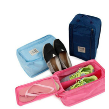 Nylon Mesh Travel Cosmetic Portable Tote Pouch Waterproof Bag Portable Shoes Travel  Pouch Ventilation Organizer