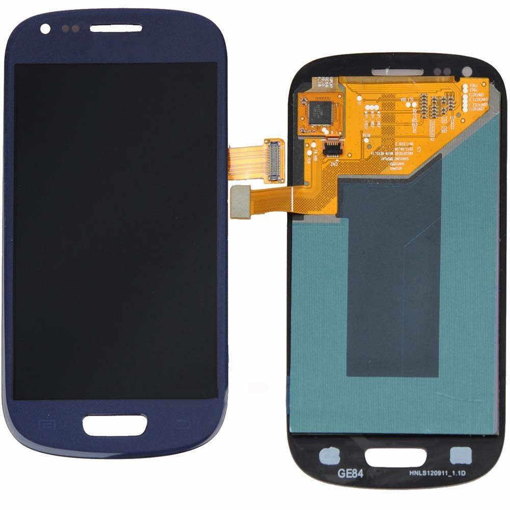 Sinbeda Super AMOLED LCD para Samsung Galaxy S3 Mini I8190 I8190N I8195 pantalla LCD pantalla táctil digitalizador montaje