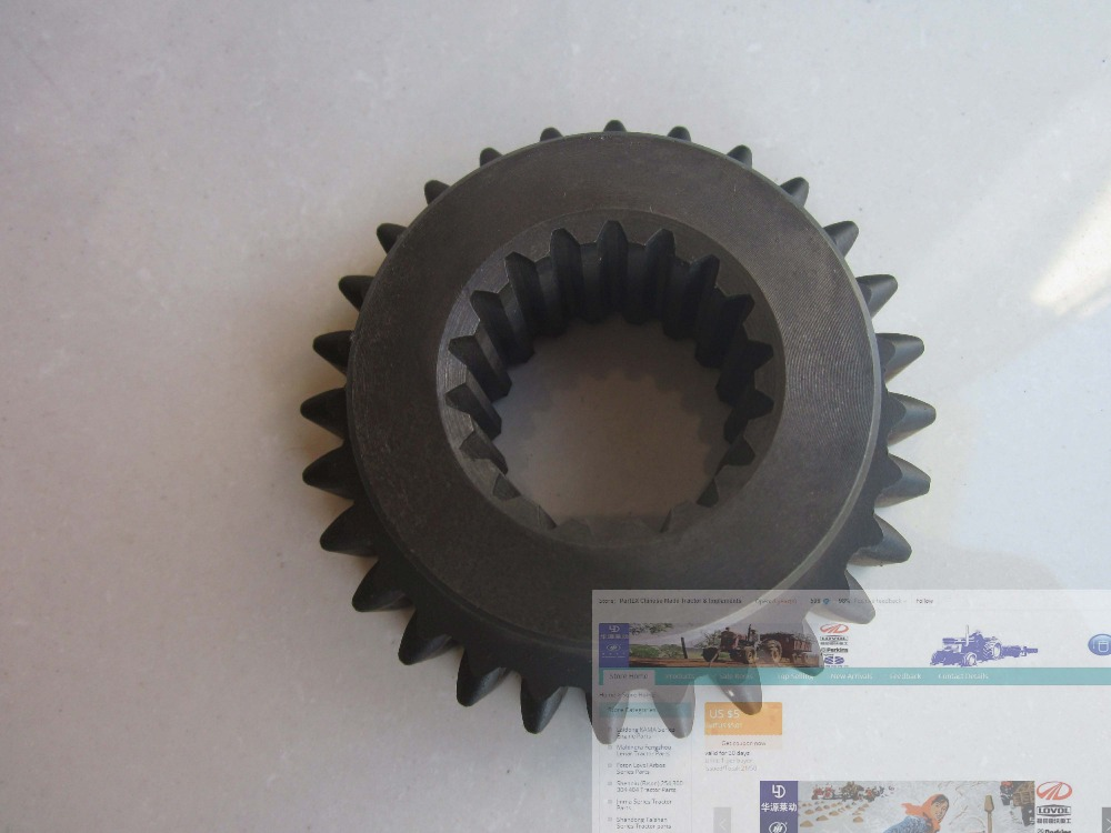 TB554.421C.1-01, the transfer case driven gear for Foton Lovol tractor driven to distraction