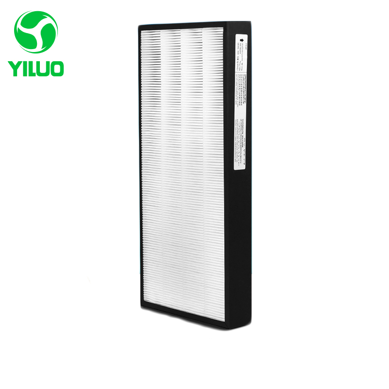 все цены на 465*220 mm high efficiency hepa filter deodorant filter and activated carbon filter of air purifier parts for F-VXD50C F-PXC50c онлайн