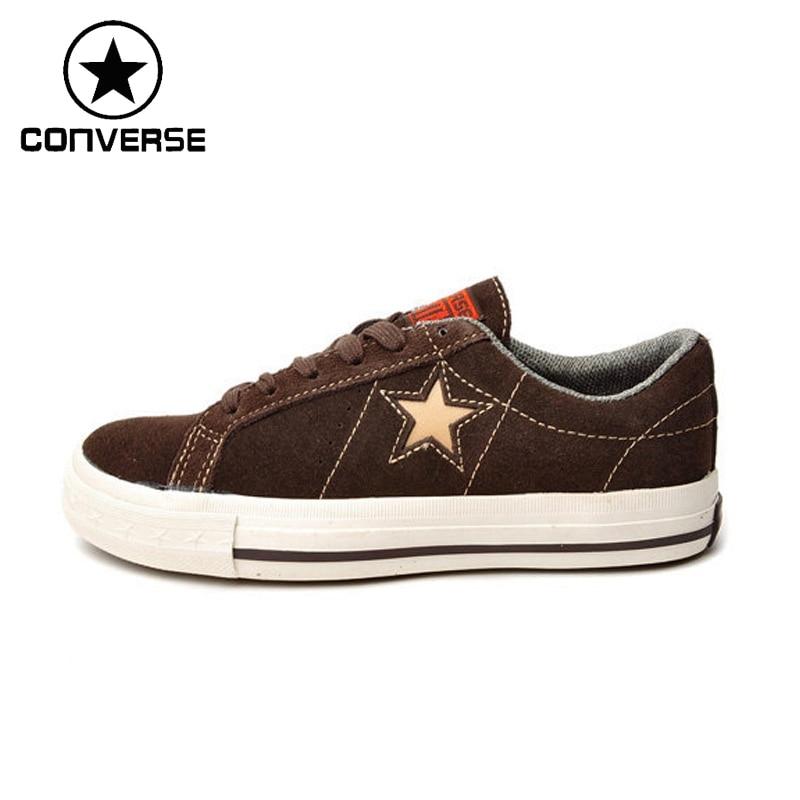 ФОТО Original Converse Unisex Skateboarding Shoes Sneakers