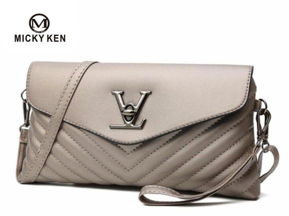 2018 famous designer new fashion brand ladies leather high-quality fashion shoulder bag handbag luxury diagonal cross bag цены
