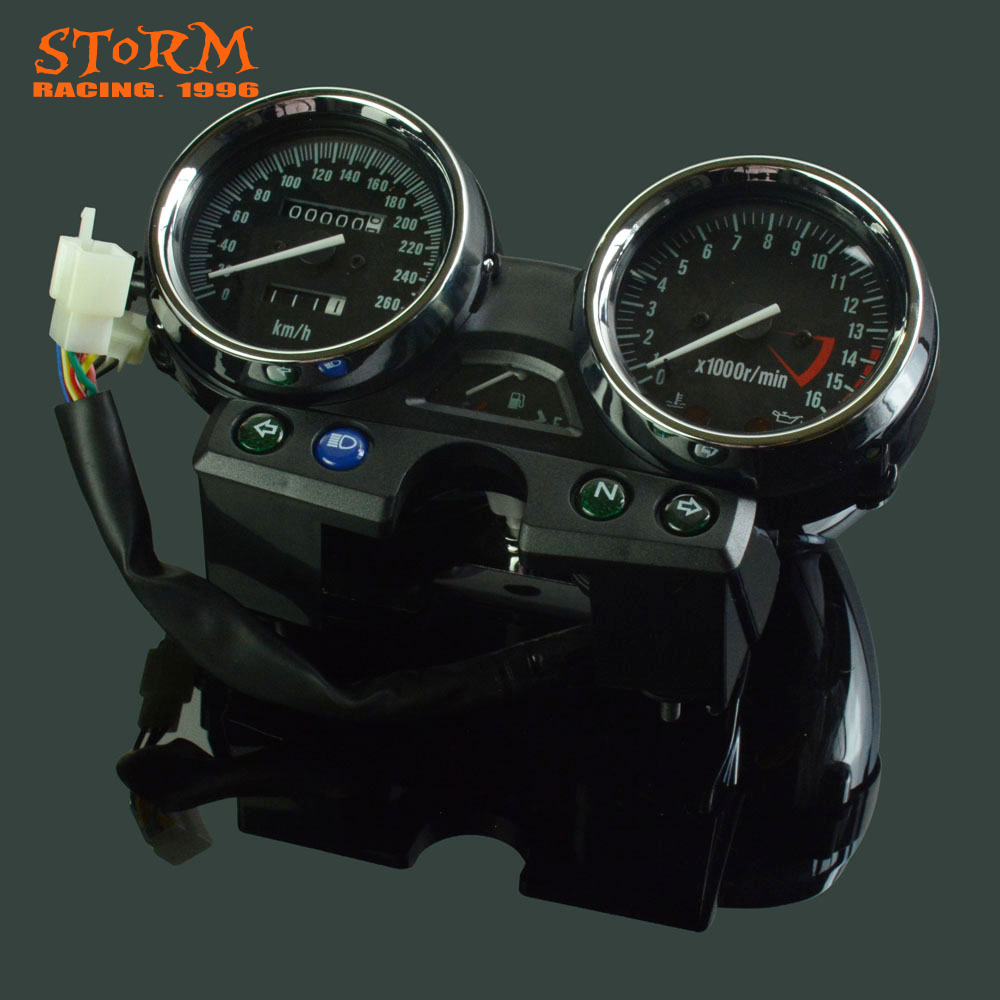 260 OEM Motorcycle Speedometer Tachometer Odometer Display Gauges For KAWASAKI ZRX400 ZRX750 ZRX1100 1994 1995 1996 1997