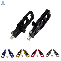 waase CNC Chain Adjusters Tensioners Catena For Honda CBR1000RR CBR 1000 RR SC59 2008 2009 2010 2011 2012 2013 2014 2015 2016