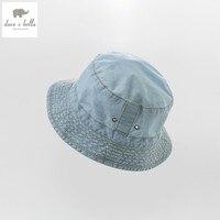 DB5004 Dave Bella Summer Baby Hats Infant Caps Baby Denim Hat Baby Caps Cool Hat