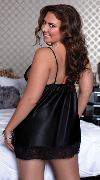9377abeca5 Free shipping top grade Plus Size fat women s sexy Lingerie hot night skirt-in  Nightgowns   Sleepshirts from Underwear   Sleepwears on Aliexpress.com ...