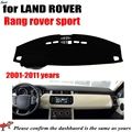 Car Dashboard Covers for LAND ROVER Range rover sport 2001-2011 Automobile Dashmat Left Hand Driver