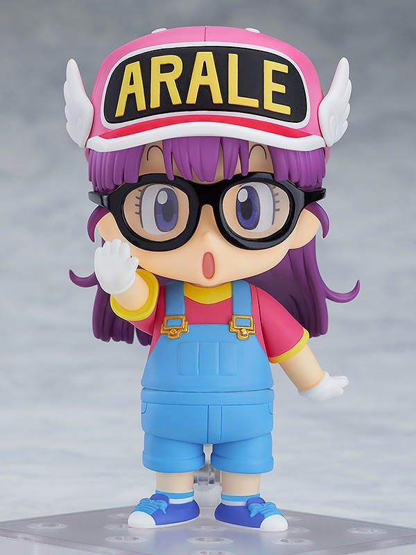 Slump Arale Norimaki Nendoroid 900 Cute Girls Action Figures Pvc Doll Model Toys Toys & Hobbies Modest Anime Dr