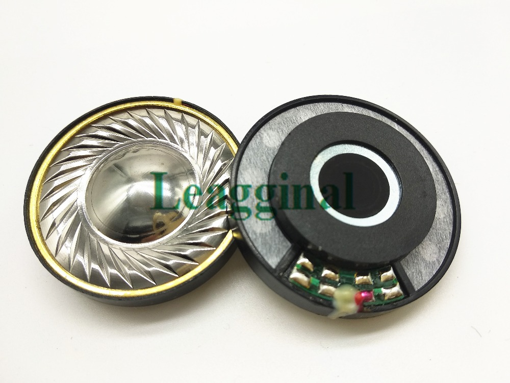 40 mm luidsprekereenheid, titanium film luidspreker, exclusieve - Draagbare audio en video - Foto 4