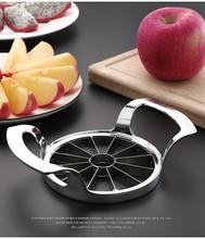 Abay Apple Slicer Pear Cutter Apple Peeler Stainless Steel Fruit Peeler Pear Cutter Apple Peeler 8/12 Cutter Fruit Knife pear wowo