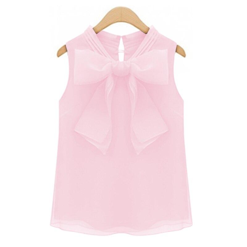 Gasa Verano En Con Violet Sin s698 Casual Blusas Camisas Beige La Para Espalda Indjxnd s698 Chic Mujer Lazo Camisa Mangas Plisadas De Elegantes S698 Gray s698 Black Pink s698 0nXXAqfE