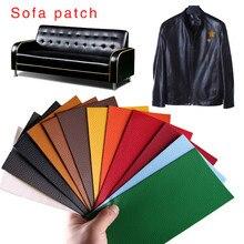 Self Adhesive Stick-on Divano Riparazione Cuoio DELL UNITÀ di ELABORAZIONE  di patch sedile 96b10f65477