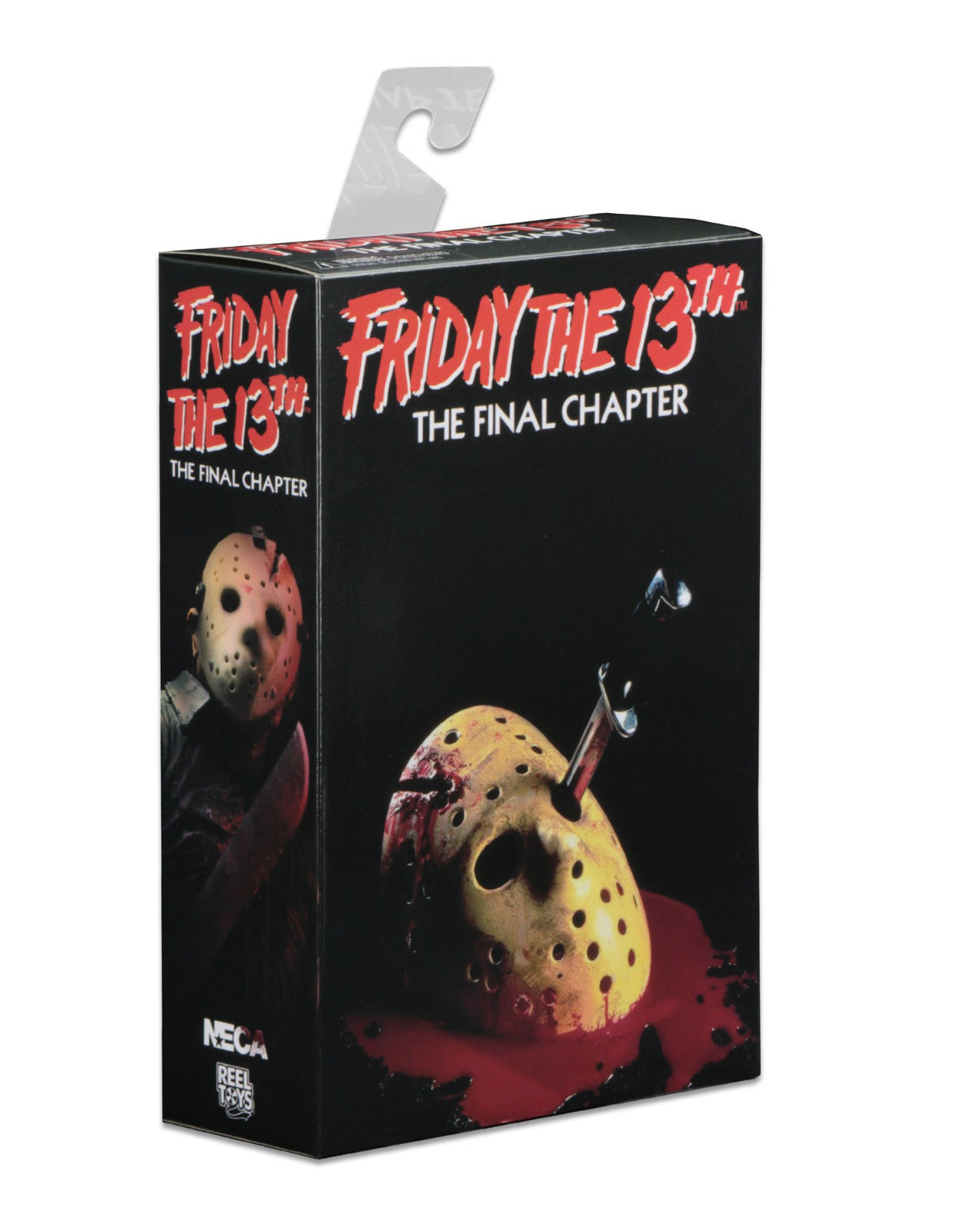 NECA Friday the 13th The Final Chapter Jason Voorhees PVC Action Figure Collectible Model Toy 7inch 18cm neca dc comics batman superman the joker pvc action figure collectible toy 7 18cm